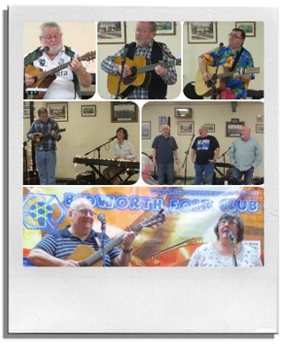 bedworth folk club